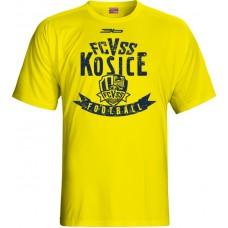 TRIČKO FC VSS KOŠICE VZ. 3 - žltá