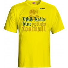 TRIČKO FC VSS KOŠICE VZ. 5 - svetlo žltá