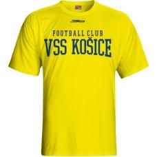 TRIČKO FC VSS KOŠICE VZ. 6 - svetlo žltá