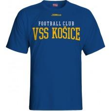 TRIČKO FC VSS KOŠICE VZ. 6 - royal modrá