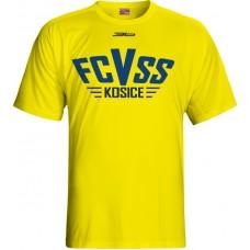 TRIČKO FC VSS KOŠICE VZ. 7 - svetlo žltá