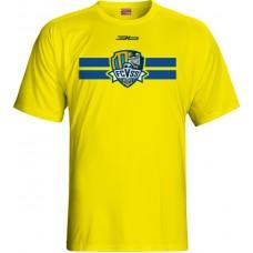 TRIČKO FC VSS KOŠICE VZ. 8 - svetlo žltá