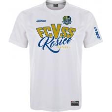 TRIČKO FC VSS KOŠICE VZ. 9 - biela