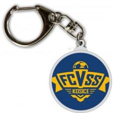 PRÍVESOK LOGO FC VSS KOŠICE VZ.3