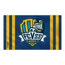 ZÁSTAVA FC VSS KOŠICE VZ.1