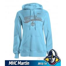 Dámska mikina MHC Martin 2013/14 - belasá