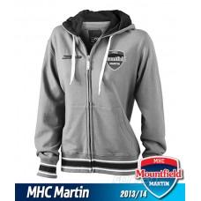 Dámska mikina MHC Martin black&white