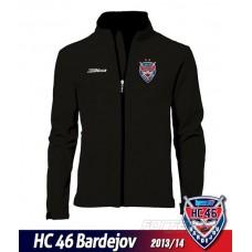 Softshellová bunda dámska HC Bardejov