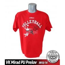 Tričko VK PU Mirad Prešov 2013/14