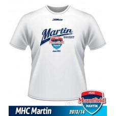 Detské tričko MHC Martin 2013/14 - retro - biela