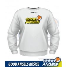 Mikina Good Angels, biela