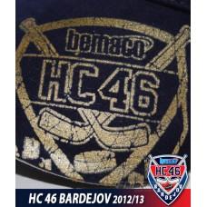 Čiapka HC 46 Bardejov modrá - modrá–tmavomodrá