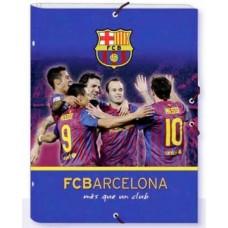 FC BARCELONA - DOSKY NA ZOŠITY A4 (1327)