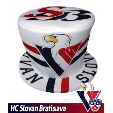 Fan Klobúk HC Slovan Bratislava - svetlý
