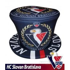 Fan Klobúk HC Slovan Bratislava - tmavý