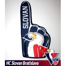 Fan ruka HC Slovan Bratislava