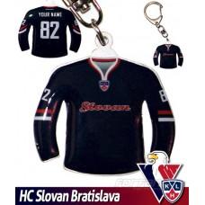 Prívesok dres HC Slovan Bratislava - retro