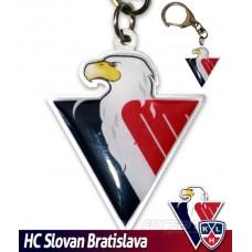 Prívesok HC Slovan Bratislava - logo