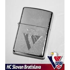 Benzínový zapaľovač HC Slovan Bratislava