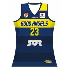 Basketbalový dres Good Angels - tmavá verzia  2015/2016