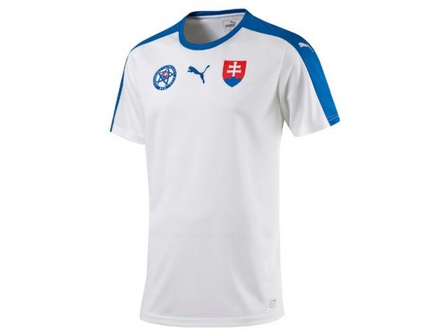 Slovenský futbalový dres PUMA 2016 - svetlý