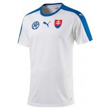 Detský slovenský futbalový dres PUMA 2016 - svetlý