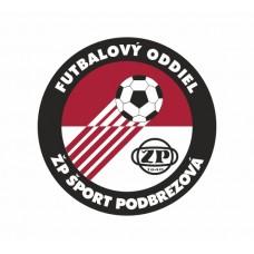 Nálepka logo FO ŽP Šport Podbrezová