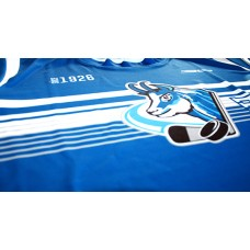 Tričko (dres) HK Poprad - royal modrá