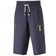 FIGC Italia Azzurri Bermudas Peacoat