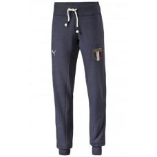 FIGC Italia Azzurri Cuffed Pants Peacoat