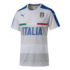 FIGC Italia Training Jersey White - Team