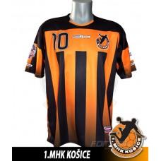 Hádzanársky dres 1.MHK Košice 2012/13 tmavá verzia