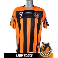 Hádzanársky dres 1.MHK Košice 2012/13 svetlá verzia