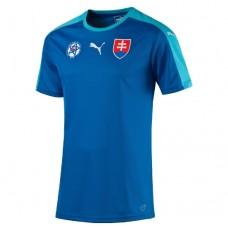 Slovenský futbalový dres PUMA 2016 - royal