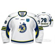 Hokejový dres HK Sp. N. Ves 2011/12 AUTHENTIC REPLIKA svetlá verzia