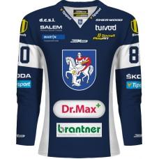Dámsky dres MHC MARTIN Play off 2016 Replika tmavá verzia