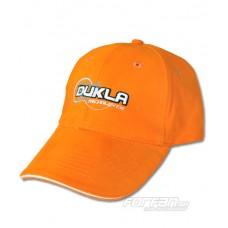 HK Dukla Michalovce šiltovka svetlá - oranžová
