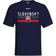 Tričko SLOVENSKO NEW 3
