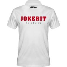 Polokošeľa Jokerit Petržalka - biela