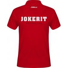 Polokošeľa Jokerit Petržalka - červená