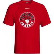 Tričko Jokerit Petržalka vz. 1 - červená