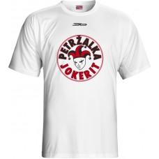 Tričko Jokerit Petržalka vz. 1 - biela