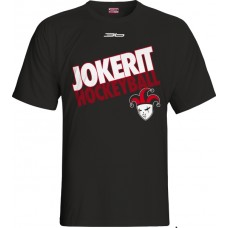 Tričko Jokerit Petržalka vz. 2 - čierna