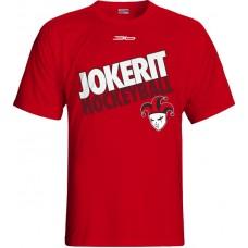 Tričko Jokerit Petržalka vz. 2 - červená
