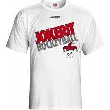 Tričko Jokerit Petržalka vz. 2 - biela