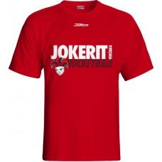 Tričko Jokerit Petržalka vz. 3 - červená