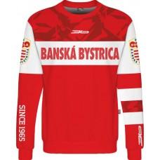 Mikina bez kapucne FK Dukla Banská Bystrica vz.3