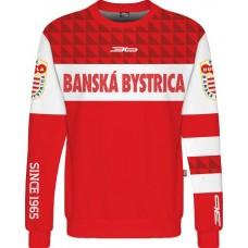 Mikina bez kapucne FK Dukla Banská Bystrica vz.4