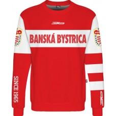 Mikina bez kapucne FK Dukla Banská Bystrica vz.5
