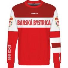 Mikina bez kapucne FK Dukla Banská Bystrica vz.6